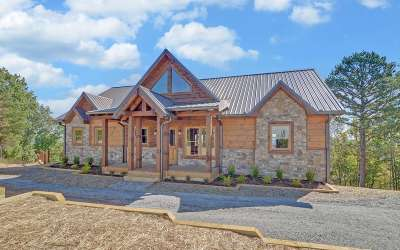 Ellijay Single Family Home For Sale: 1695 Talona Mountain Road