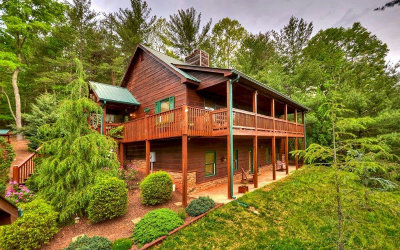 Ellijay Single Family Home For Sale: 75 Creekview Drive