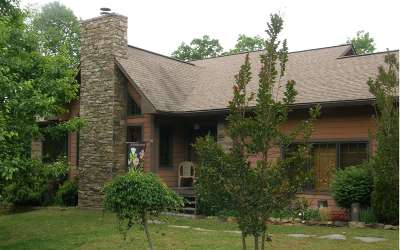 Hayesville Single Family Home For Sale: 706 Country Side Lane