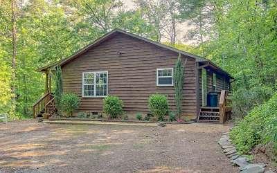 Rabun County Single Family Home For Sale: 29 Helen Lane