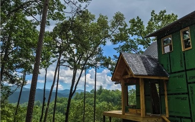 Blue Ridge Single Family Home For Sale: Mountain Tops Court