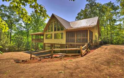 Gilmer County Single Family Home For Sale