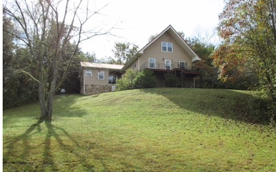 Young Harris Single Family Home For Sale: 1448 Crooked Creek Conn