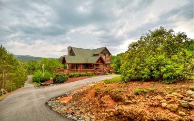 Blue Ridge Single Family Home For Sale: 201 N Dream Catcher