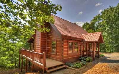 Ellijay Single Family Home For Sale: 11 Amy Creek Circle