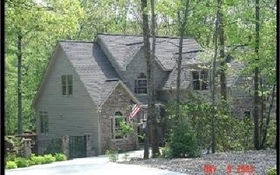 Blairsville Single Family Home For Sale: 422 Town Mountain Road
