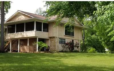 Hayesville Single Family Home For Sale: 93 Cherokee Point