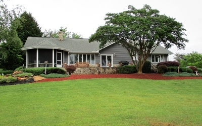 Hayesville Single Family Home For Sale: 297 Willow Pond Lane