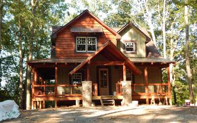 Blue Ridge Single Family Home For Sale: Lot21 Toccoa Preserve