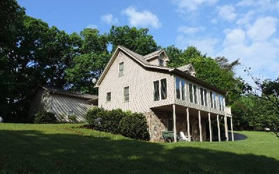 Young Harris Single Family Home For Sale: 6330a Crooked Creek Road