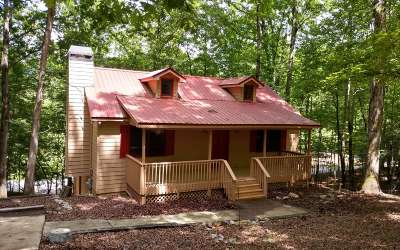 Ellijay Single Family Home For Sale: 54 Morgan Way Court