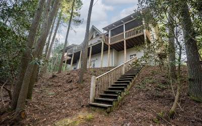 Cherry Log Single Family Home For Sale: 102 River Rd