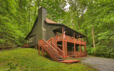 Ellijay GA Single Family Home For Sale: $229,000