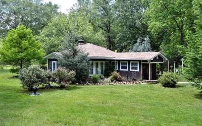 Hiawassee Single Family Home For Sale: 1623 Konahetah Drive