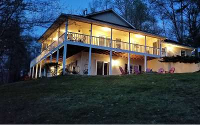Hayesville Single Family Home For Sale: 7 Lakefront Terrace
