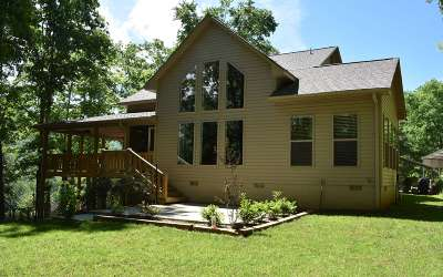 Hayesville Single Family Home For Sale: 614 Hot House Road