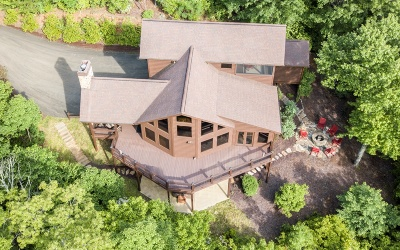 Blue Ridge Single Family Home For Sale: 348 Deer Crest Heights