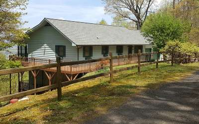 Hiawassee Single Family Home For Sale: 2921 Red Fox Trail