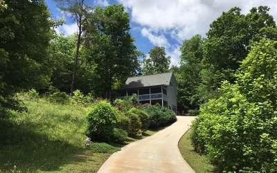 Hiawassee GA Single Family Home For Sale: $224,900