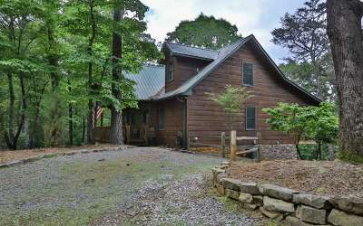 Ellijay GA Single Family Home For Sale: $294,000
