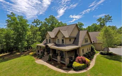 Mineral Bluff Single Family Home For Sale: 119 Greenwood Road