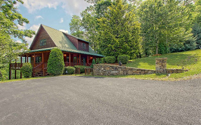 Hiawassee GA Single Family Home For Sale: $299,900