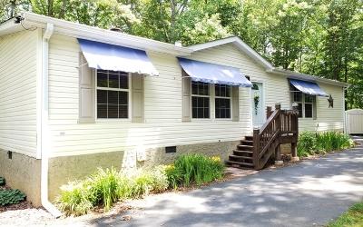 Blue Ridge Single Family Home For Sale: 41 Little Canoe Run