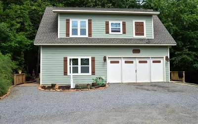Hiawassee GA Single Family Home For Sale: $199,900