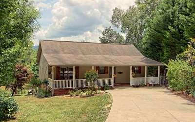 Hiawassee GA Single Family Home For Sale: $187,500