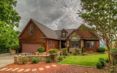 Towns County Single Family Home For Sale: 1700 Campbell Terrace