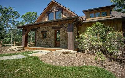 Blue Ridge Single Family Home For Sale: 252 Coach & Ref Lane