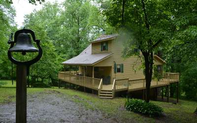 Hayesville Single Family Home For Sale: 73 Brown Drive