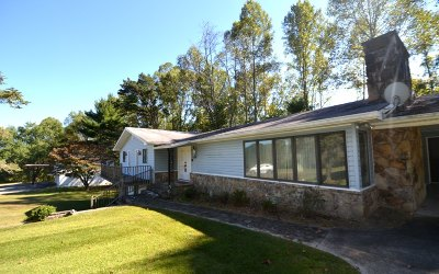 Murphy Single Family Home For Sale: 17795 E Hwy 64