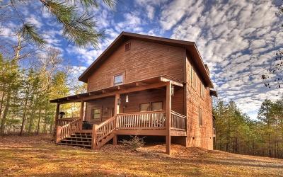 Blue Ridge Single Family Home For Sale: 271 Kimbolton Drive