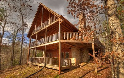 Mineral Bluff Single Family Home For Sale: 750 Wolf Creek Estates