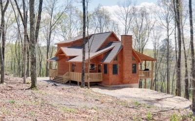 Blue Ridge Single Family Home For Sale: Lt 23 Blackberry Creek