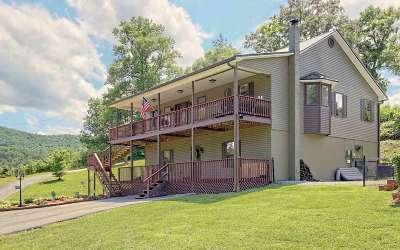 Hiawassee GA Single Family Home For Sale: $269,900