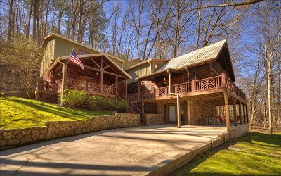 Ellijay Single Family Home For Sale: 717 Greely Dr
