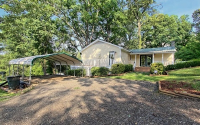 Blairsville Single Family Home For Sale: 77 Leahs Lane