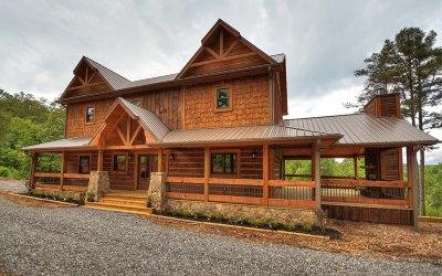 Blue Ridge Single Family Home For Sale: Lt 61 Emmaus Drive