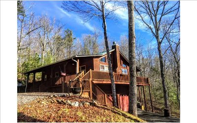 Cherokee County Single Family Home For Sale: 138 Wolf Print Ridge
