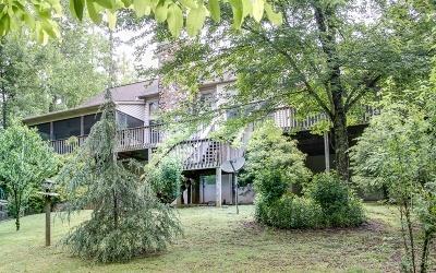 Murphy Single Family Home For Sale: 59 Cabin Run