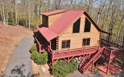 Murphy Single Family Home For Sale: 45 Warpath Drive