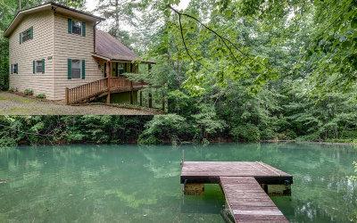 Cherokee County Single Family Home For Sale: 444 Sleepy Hollow Drive
