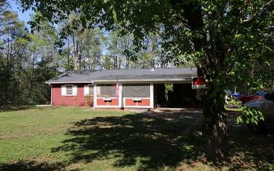 Murphy Single Family Home For Sale: 680 Culberson Rd