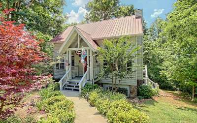 Blairsville Single Family Home For Sale: 4 Highland Forge