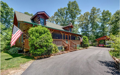 Cherokee County Single Family Home For Sale: 97 Holland Drive