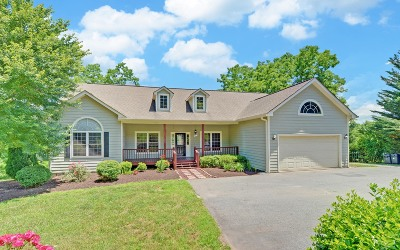 Hayesville Single Family Home For Sale: 126 Murray Hill Rd.