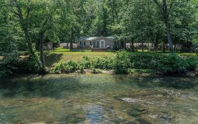 Blue Ridge Single Family Home For Sale: 306 Spiller Road