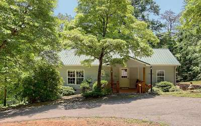 Hiawassee Single Family Home For Sale: 2059 Knob Ln